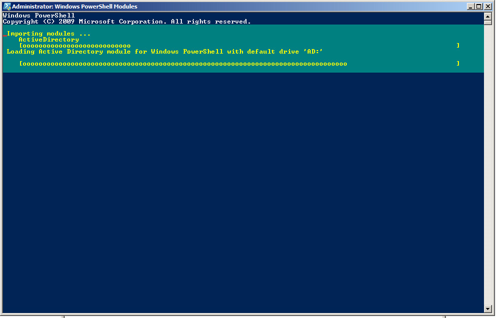 Importing modules PowerShell