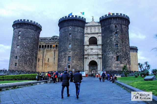 Neapol Zamek Nowy