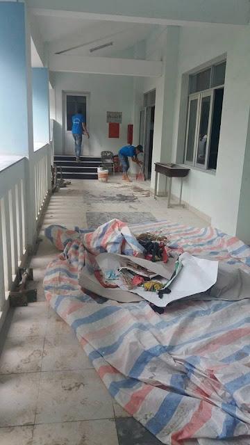 Đội vệ sinh công nghiệp uy tín tại Quận Tân Phú - HCM