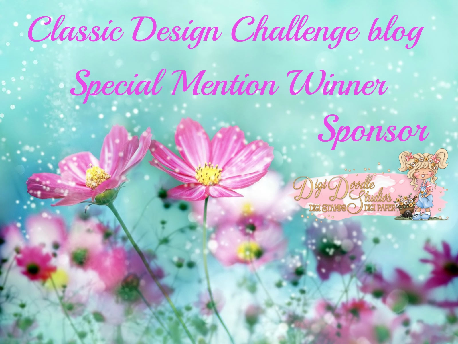 I Have a Special Mention at Classic Design Challenge