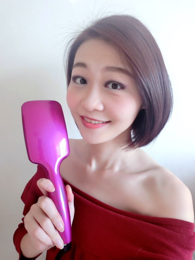 BaByliss, 雙重負離子直髮, 直髮梳, Straightening, Brush, 豐澤獨家, 夏沫, lovecath, catherine, blogger, haircare