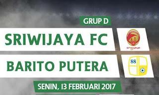 Prediksi Barito Putra vs Sriwijaya FC Piala Presiden 2017