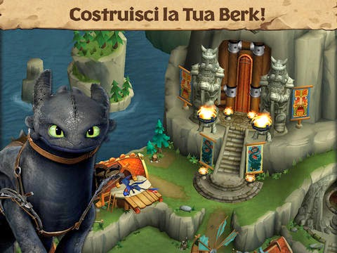 -GAME-Dragons: L'ascesa di Berk