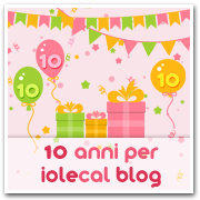 10° Compliblog by Iole