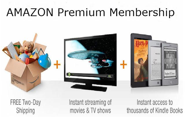 AMAZON Premium Membership