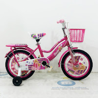 Sepeda Mini Golden Berbie City Bike
