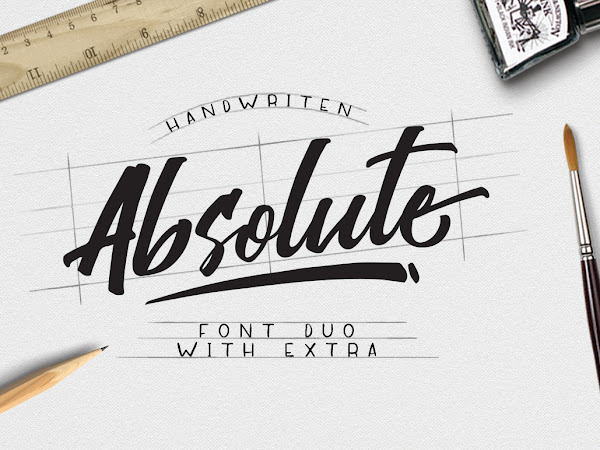Download Absolute Duo Font Free
