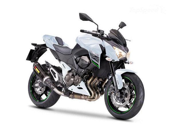 2015 Kawasaki Z800 Performance