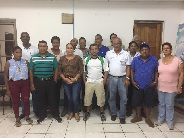 concejales 2018-2022 Corn Island
