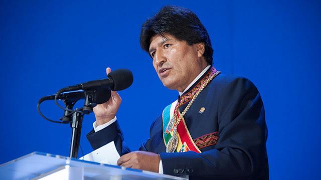 """Evo Morales: """"EE.UU. necesita un gobierno del pueblo"""""""