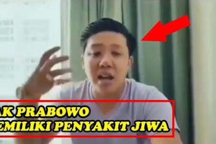 Suami Stroke Usai Kritik Prabowo Subianto, Rey Utami Minta Maaf
