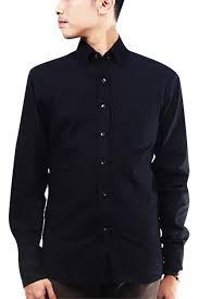 Model Baju Kemeja Muslim Pria Lengan Panjang Modern Terbaru