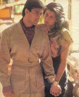 Salman Khan dengan Sangeeta Bijlani