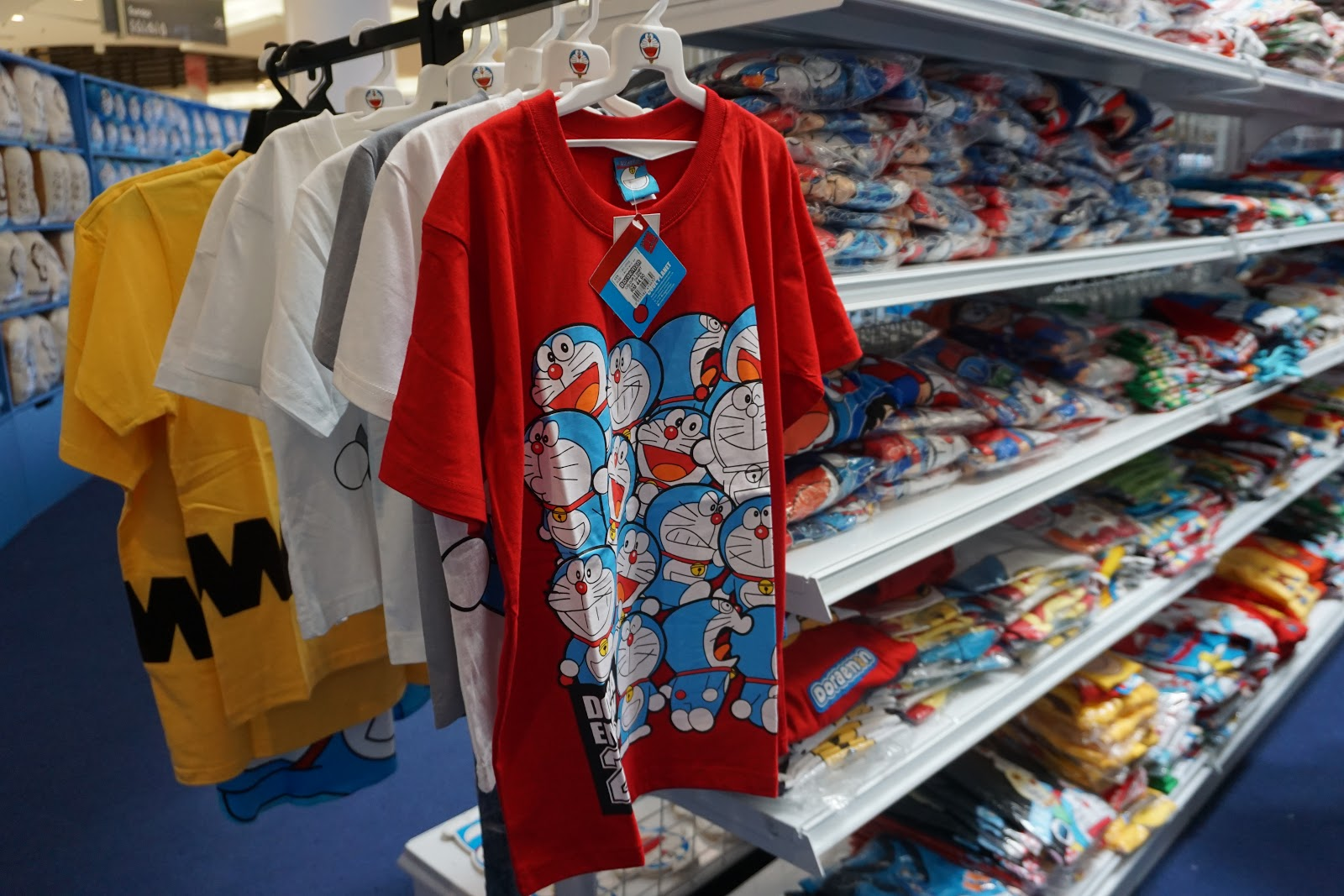 DORAEMON POP UP STORE, PARADIGM MALL PJ,
