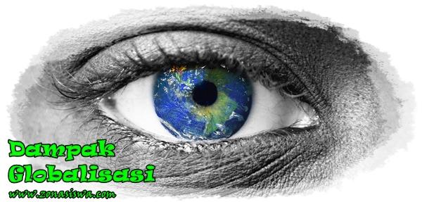Dampak Globalisasi di Berbagai Bidang | www.zonasiswa.com