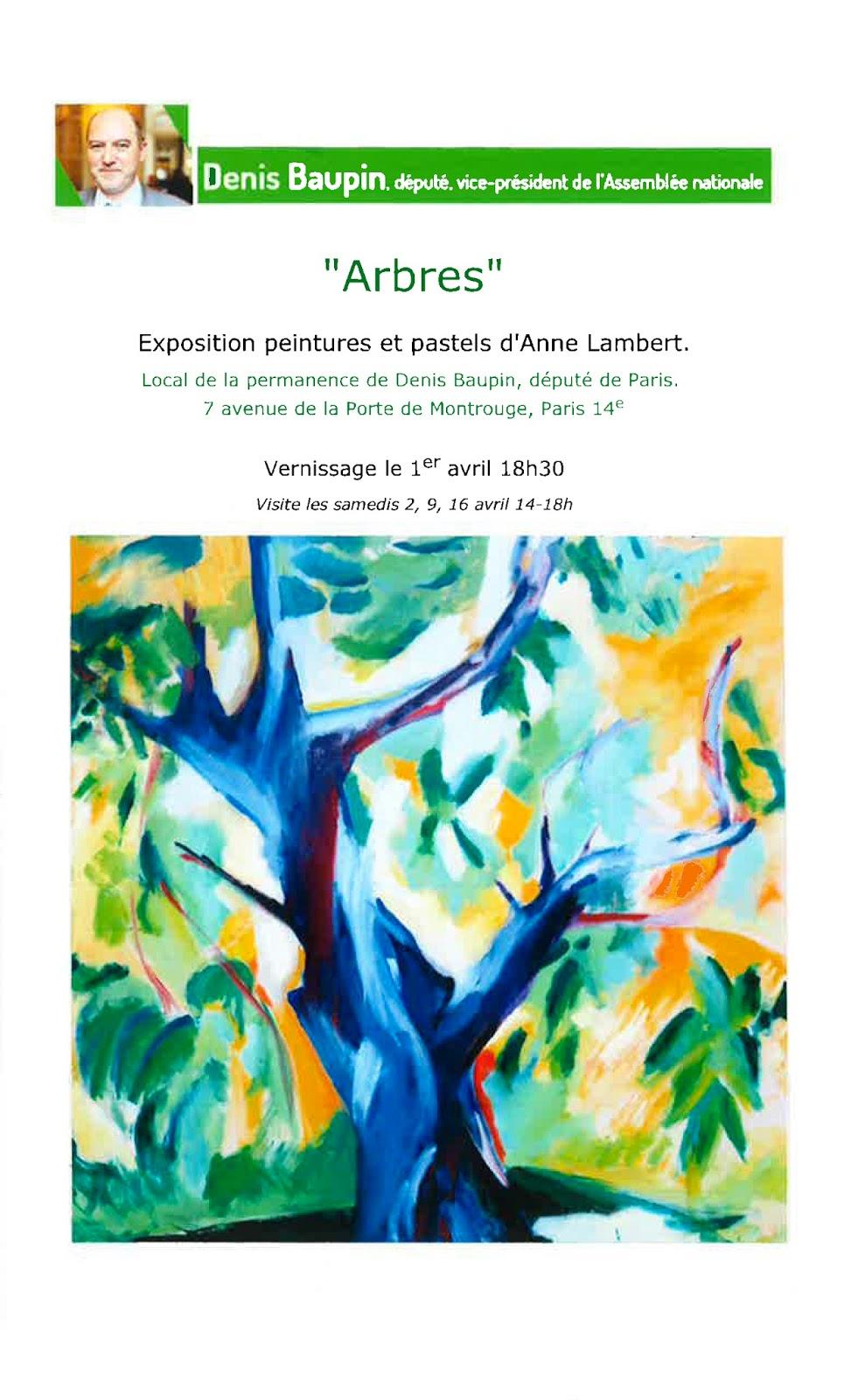 Anne lambert - Avenue de la porte de montrouge ...