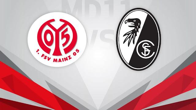 Mainz 05 vs Freiburg Full Match And Highlights