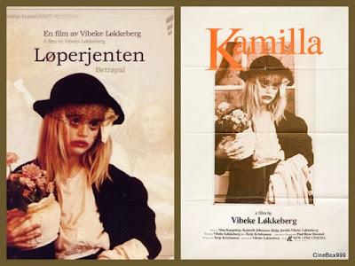 Девочка на побегушках / Løperjenten / Kamilla / Betrayal. 1981