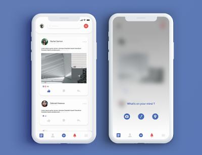 Cara Mengirim Pesan Chat Kosong, Update Status Kosong dan Komentar Kosong di FACEBOOK