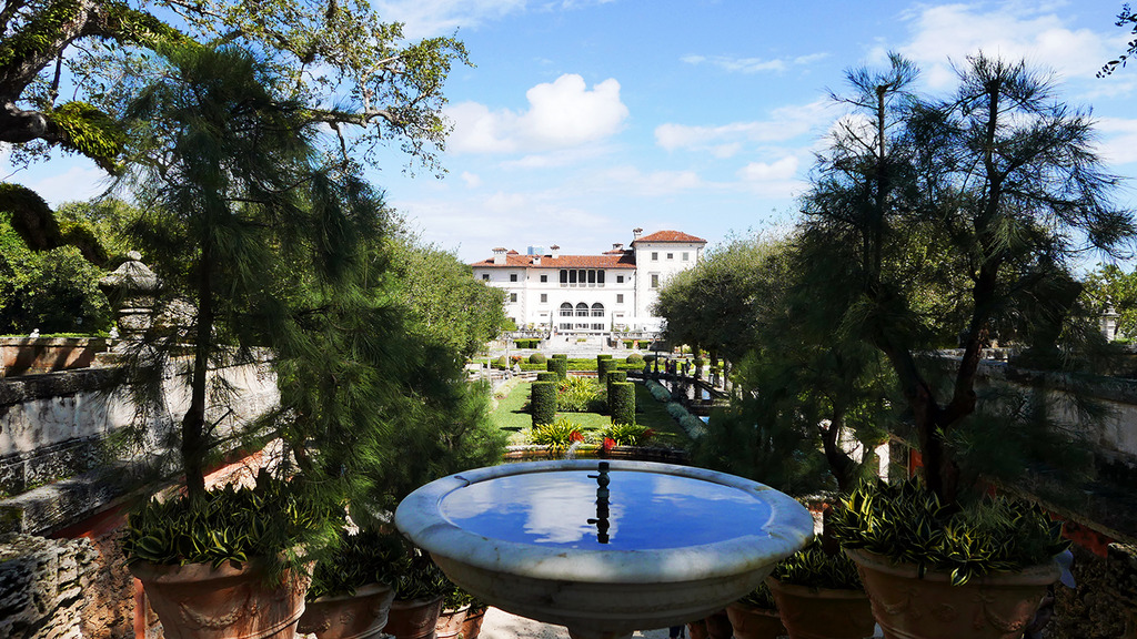 Euriental | fashion & luxury travel | weekend in Miami, Villa Vizcaya