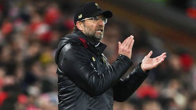 Klopp: Manchester United vs Liverpool