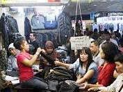 Belanja Murah Aneka Produk Tekstil di Pasar Tanah Abang