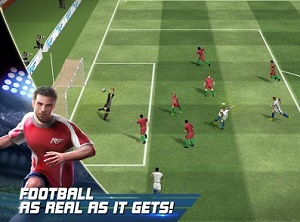game android offline sepakbola