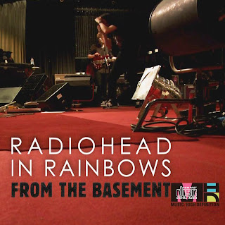 bootlegs 52 radiohead in rainbows live from the basement 2008
