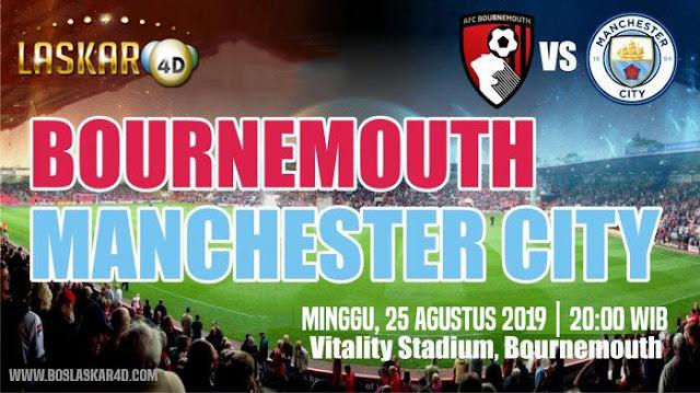 Prediksi AFC Bournemouth VS Manchester City
