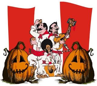 31 de octubre - Canción Criolla - Halloween