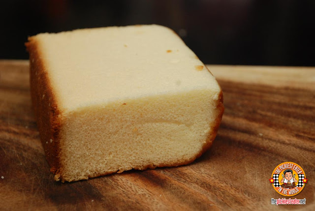Goldilocks Golden Butter Cake Slice