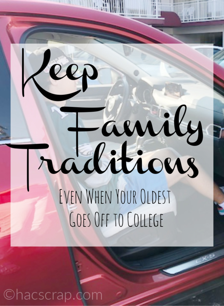 College Planning and Family Traditions