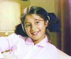 Bollywood Stars: Shraddha Kapoor Childhood Pics.