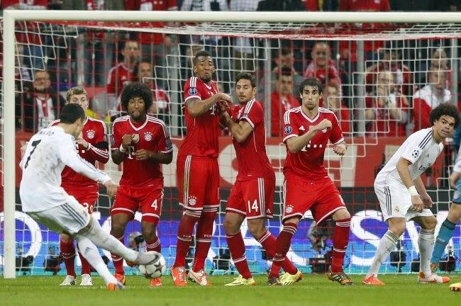 Bayern Munich vs. Manchester City live stream today 17/9/2014