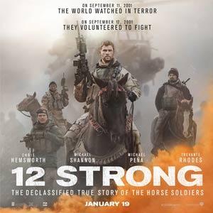 Poster do Filme 12 Heróis
