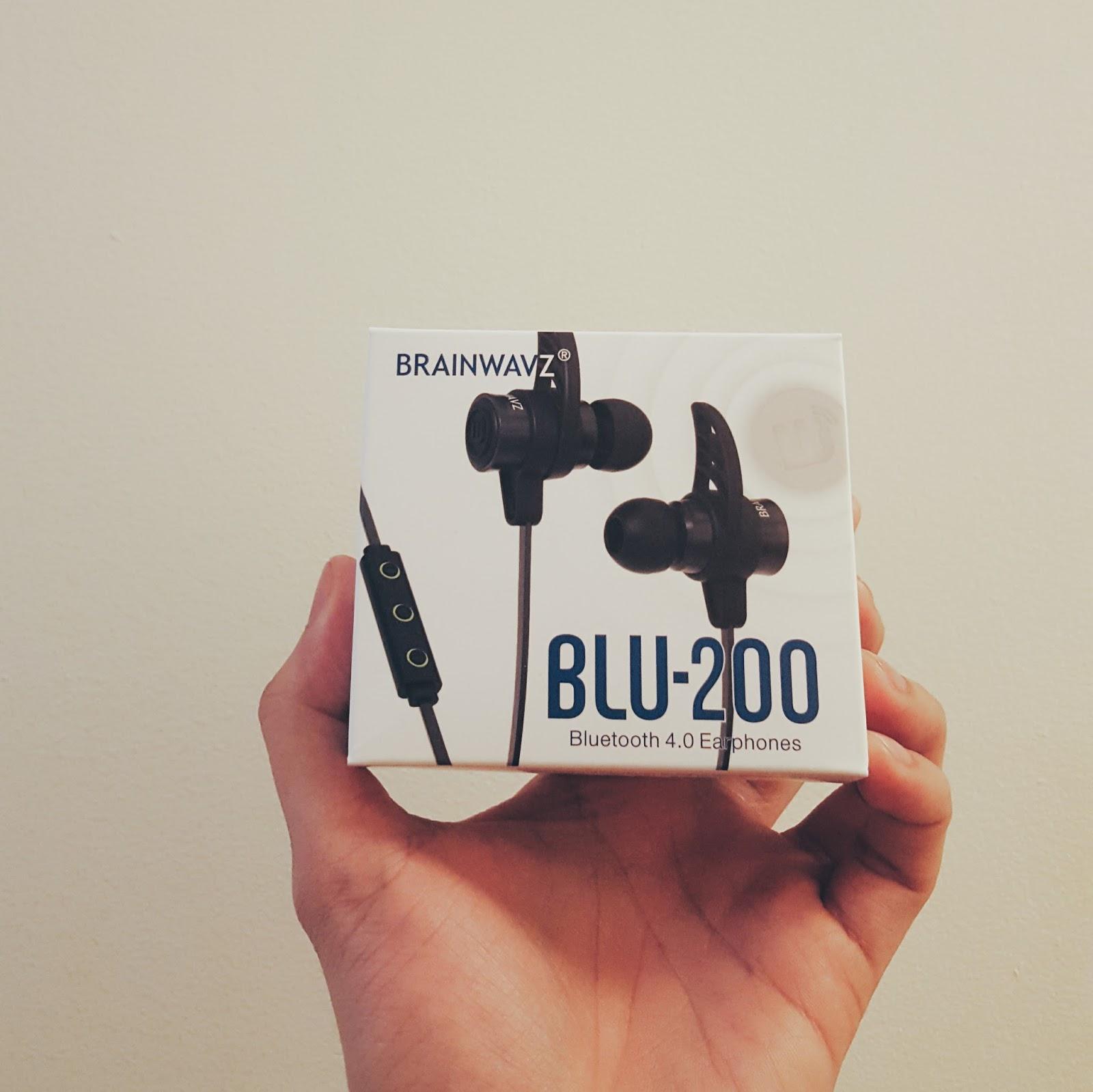 Product Review: Brainwavz Bluetooth Earphones