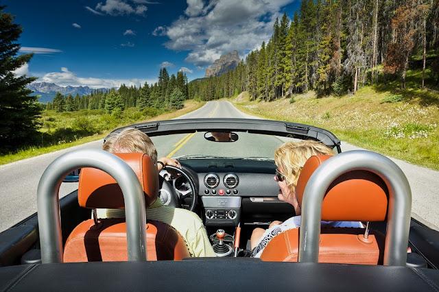 Roteiro de Carro pelos Parques no Canadá