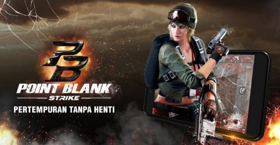 Download Point Blank Strike apk