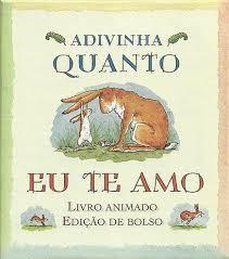Livro para crianças que fala de amor.