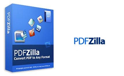 Download PDFZilla v3 8 4 - Software convert PDF file to
