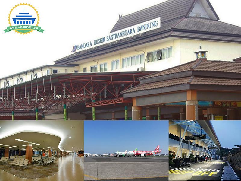 Terminal Internasional Bandara Husein Sastranegara Baru 2017