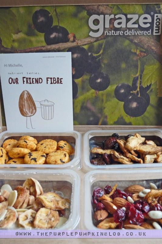 graze box - nature delivered: Review