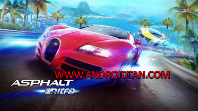 Download Asphalt Nitro Mod Apk v1.7.0w Unlimited Money Terbaru 2017