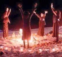 the worship of ancestors