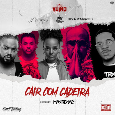 Vui Vui ft. Eva Rap Diva, JP Da Maika & Kelson Most Wanted - Cair Com Cadeira (Remix) [Instrumental] [Download]