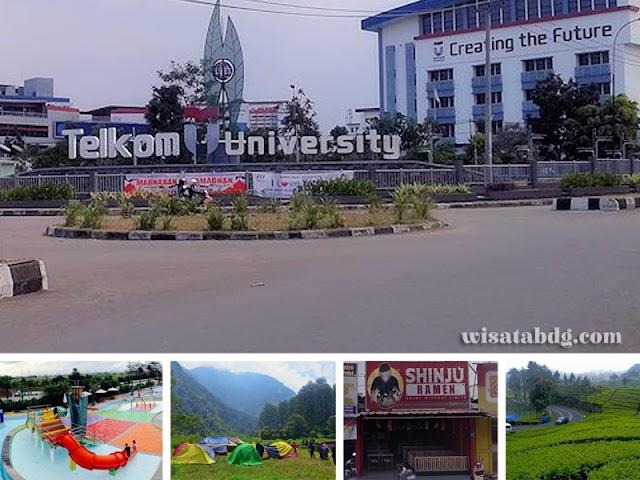 Inilah Tempat-Tempat Wisata Dekat Kampus Telkom University