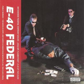 E-40 – Federal (1993) [CD] [FLAC]