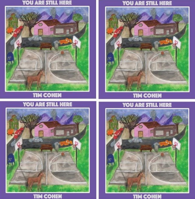 Tim Cohen's Music: You Are Still Here (10-Track Album) - Songs: Homeless, Rage On, Bottom Feeders, Piranha and More