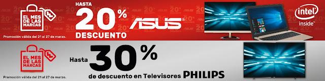 Top 5 Ofertas en artículos Asus y televisores Philips de Worten