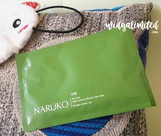 Naruko sheet mask